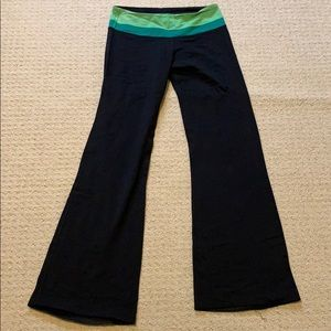 Lulu reversible pants